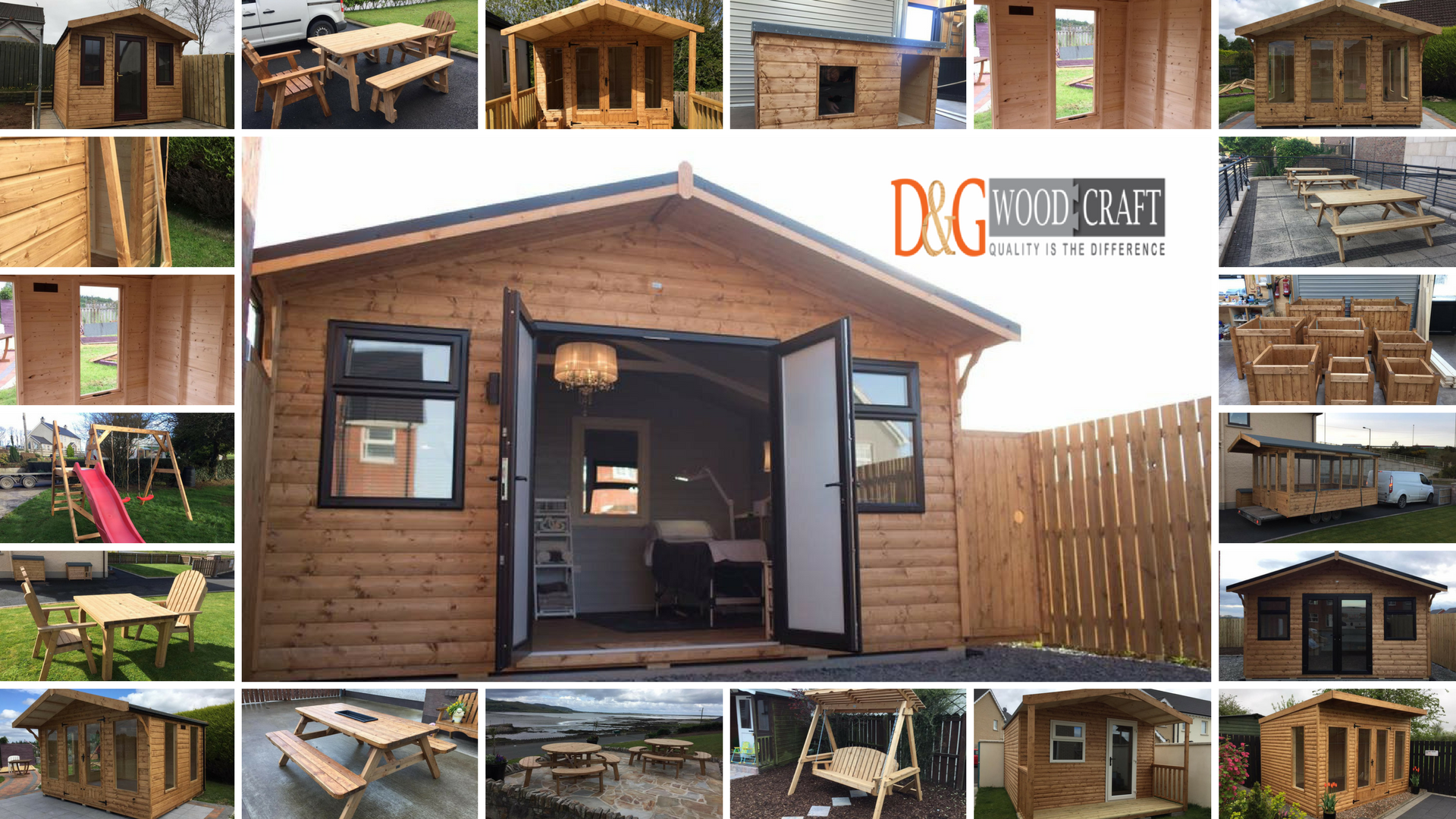 Garden sheds and woodwork dungannon