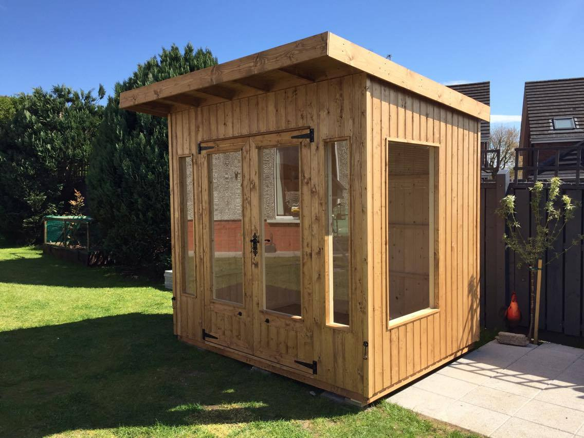 summer house manufacturer northern ireland