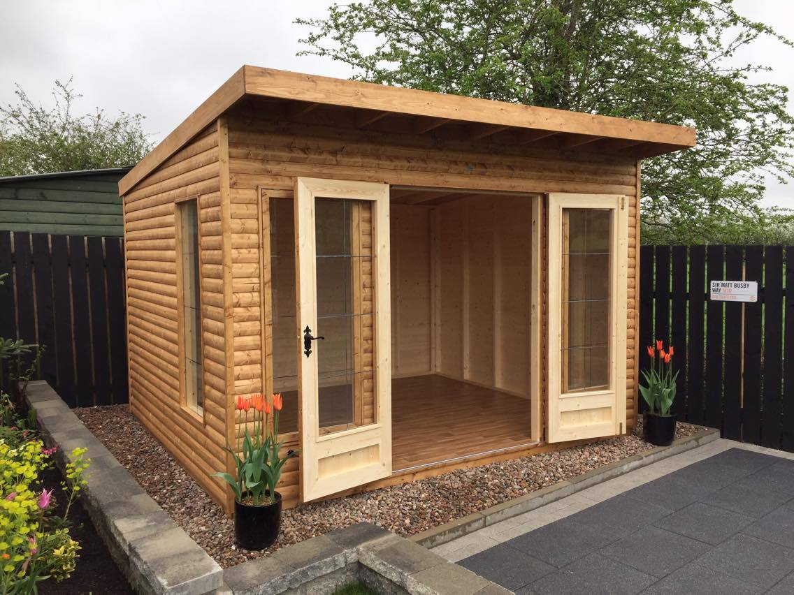 summer house manufacturer in tyrone