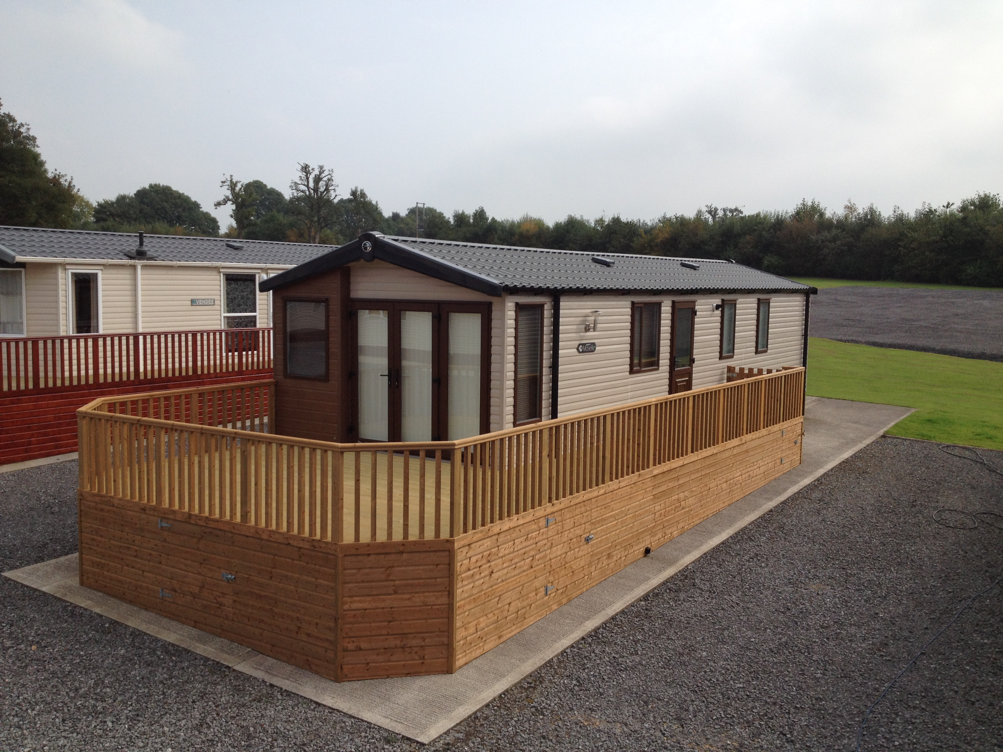Decking Service Newcastle Co Down