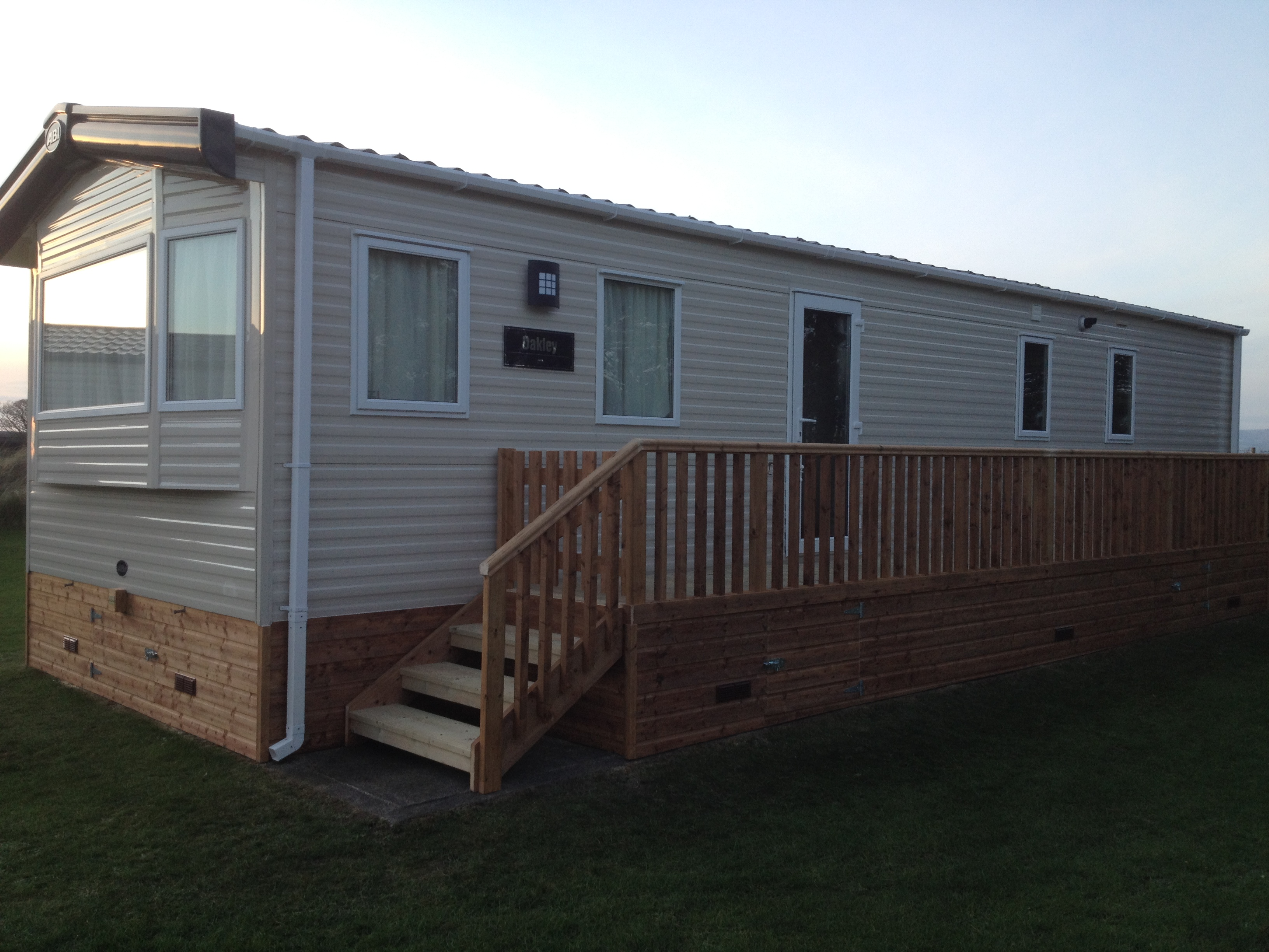 Decking services omagh