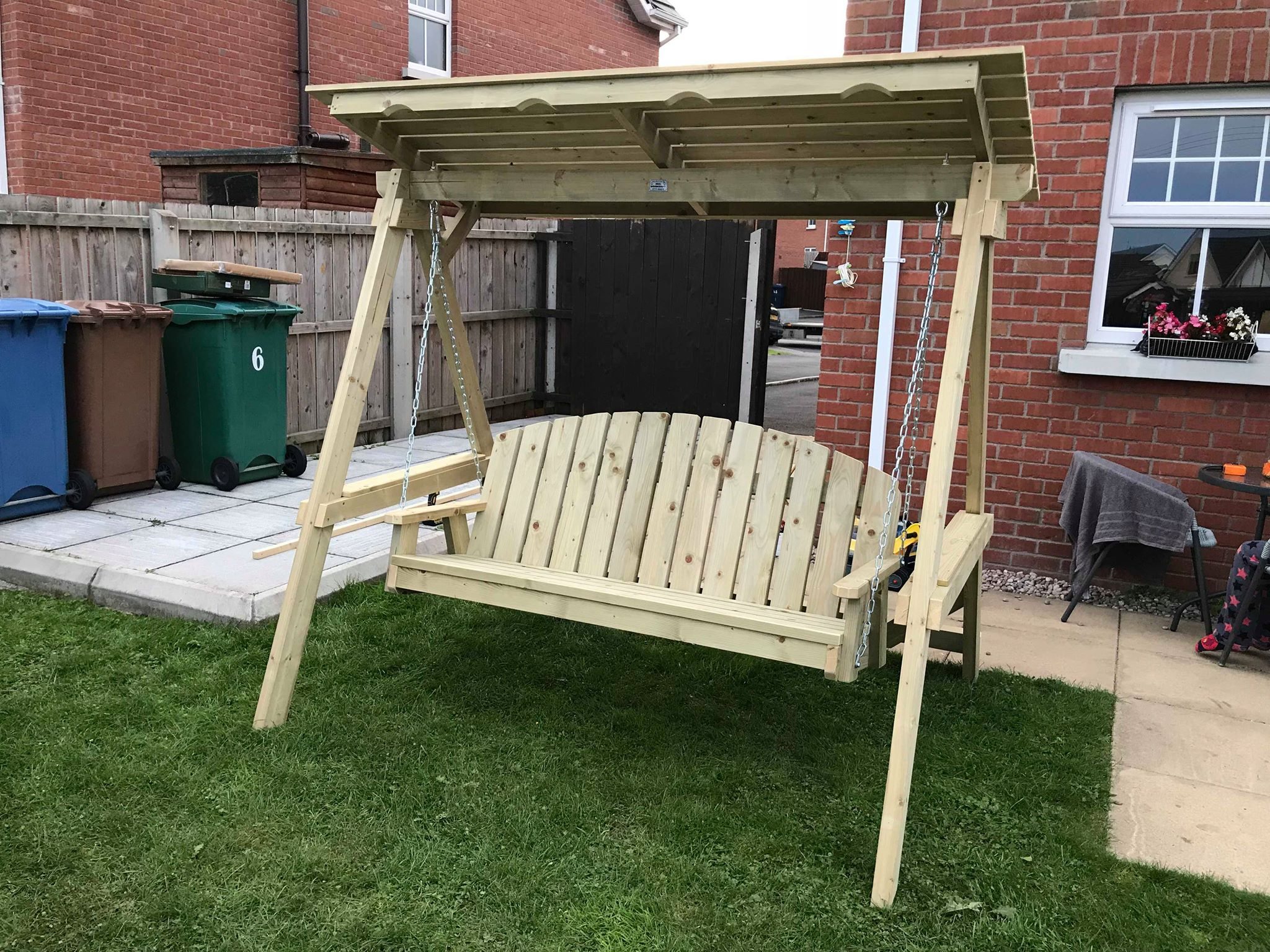 garden furniture makers omagh