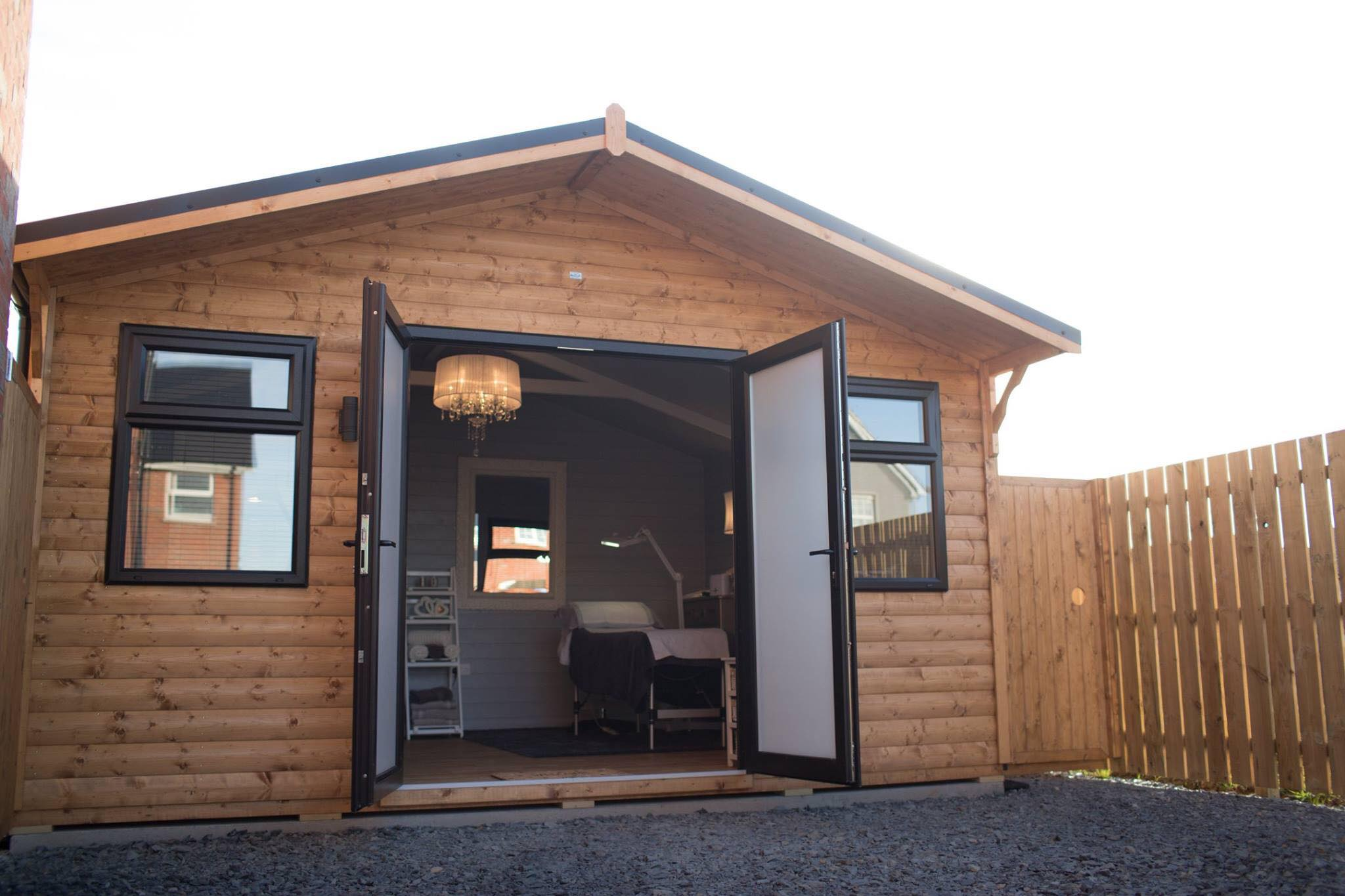 garden room construction northern ireland