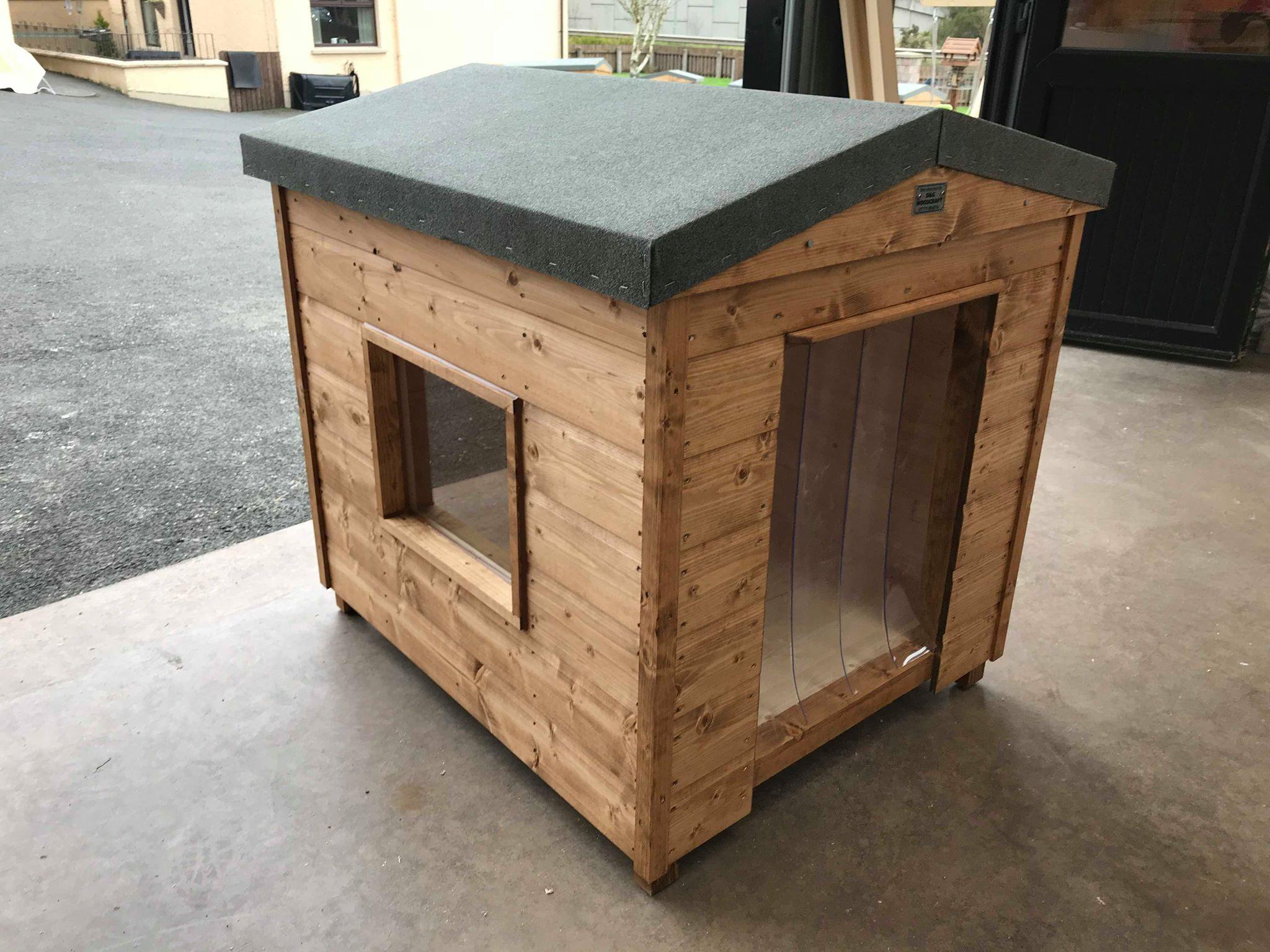 small dog kennels northern ireland